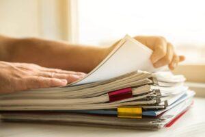 Įmonės vidaus dokumentų rengimas