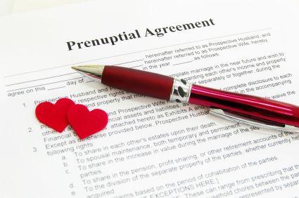 Vedybų sutarčių sudarymas