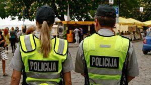 Visuomenės pasitikėjimą policija įtakojantys veiksniai